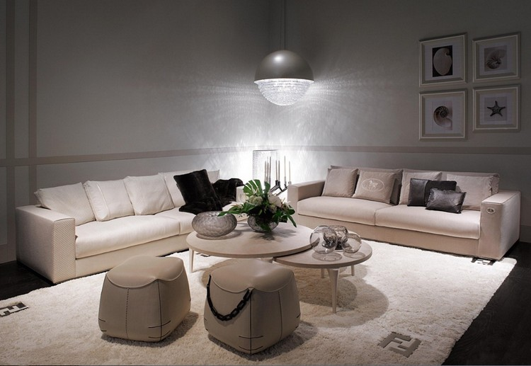 Living Room Decor Ideas: 50 two seat sofas Living Room Decor Ideas Living Room Decor Ideas: 50 two seat sofas fendi3