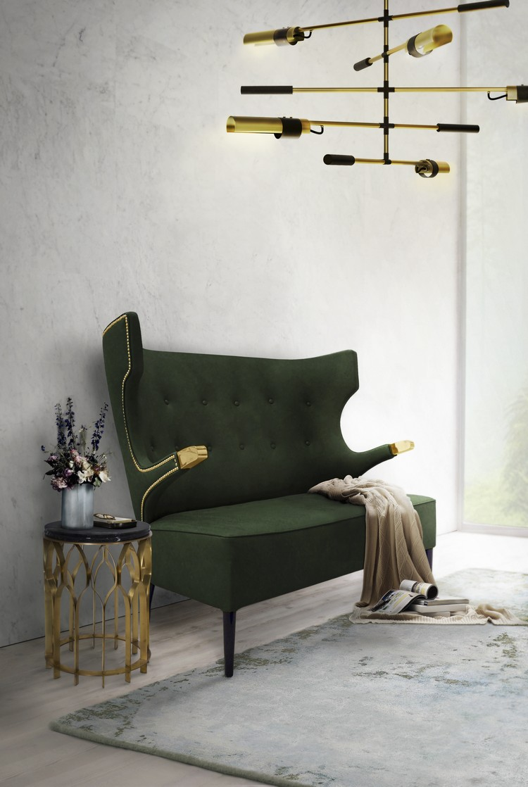 Living Room Decor Ideas: 50 two seat sofas Living Room Decor Ideas Living Room Decor Ideas: 50 two seat sofas sika by brabbu