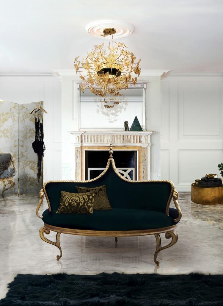 Living Room Decor Ideas: 50 two seat sofas