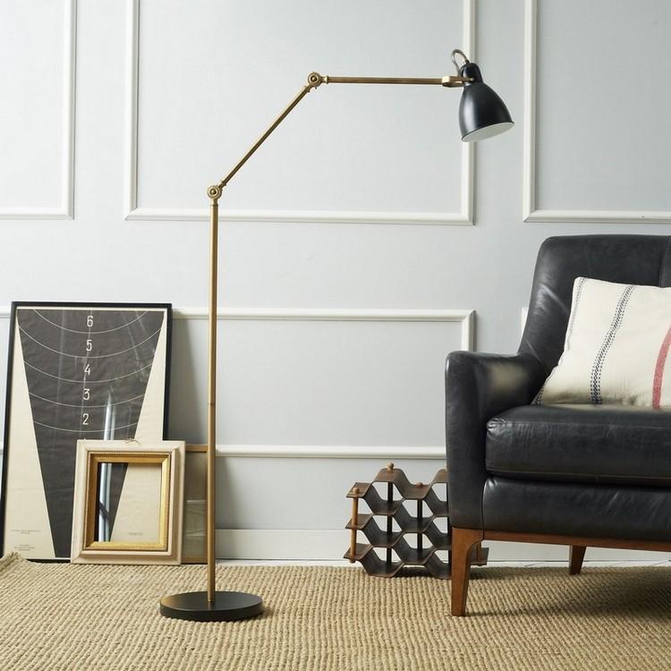 Living Room Decor Ideas: Top 50 Floor Lamps Living Room Decor Ideas Living Room Decor Ideas: Top 50 Floor Lamps bilde