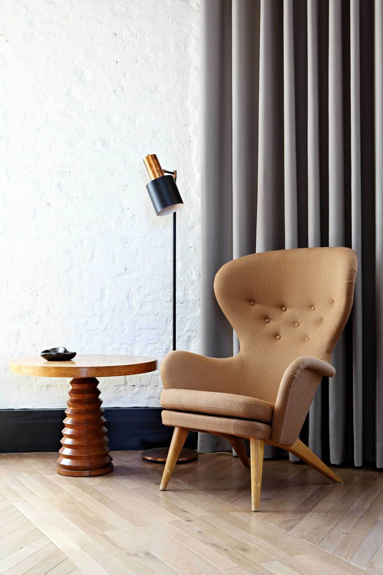 Living Room Decor Ideas: Top 50 Floor Lamps Living Room Decor Ideas Living Room Decor Ideas: Top 50 Floor Lamps sultry parisian loft 3