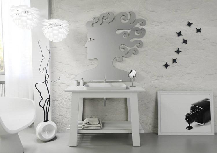 Decorating with mirrors mirrors Decorating with mirrors 21