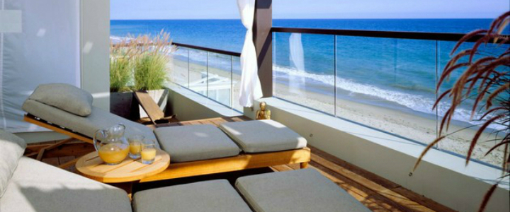 Beautiful Beach Homes Ideas: Outdoor Ideas