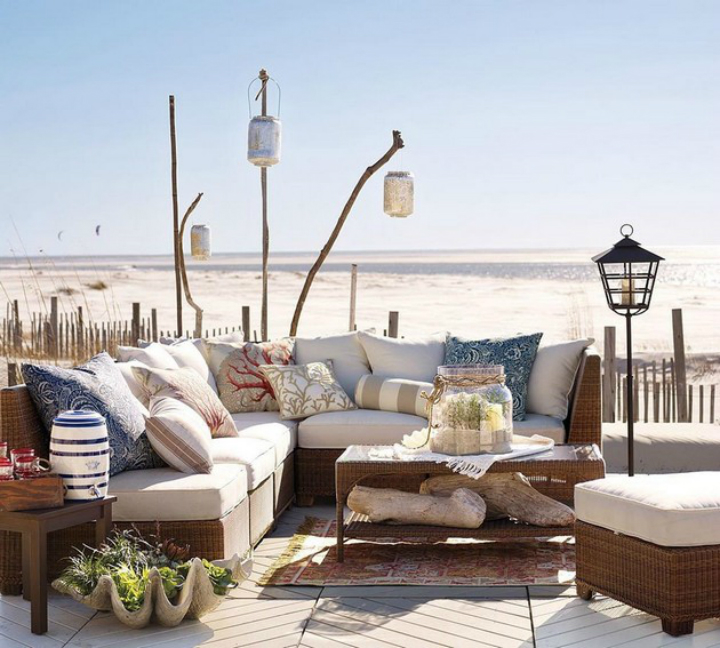 Beautiful Beach Homes Ideas Outdoor Home Decor