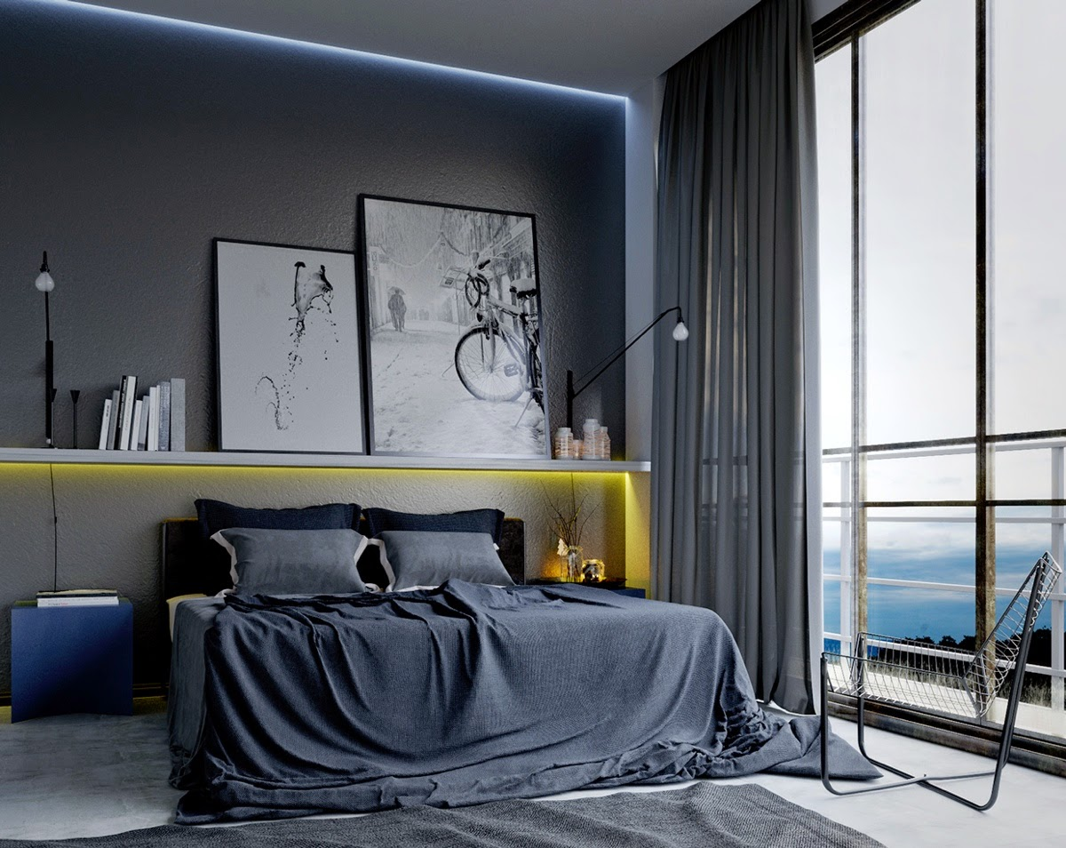 Top 30 Masculine Bedroom Part 2 Home Decor Ideas