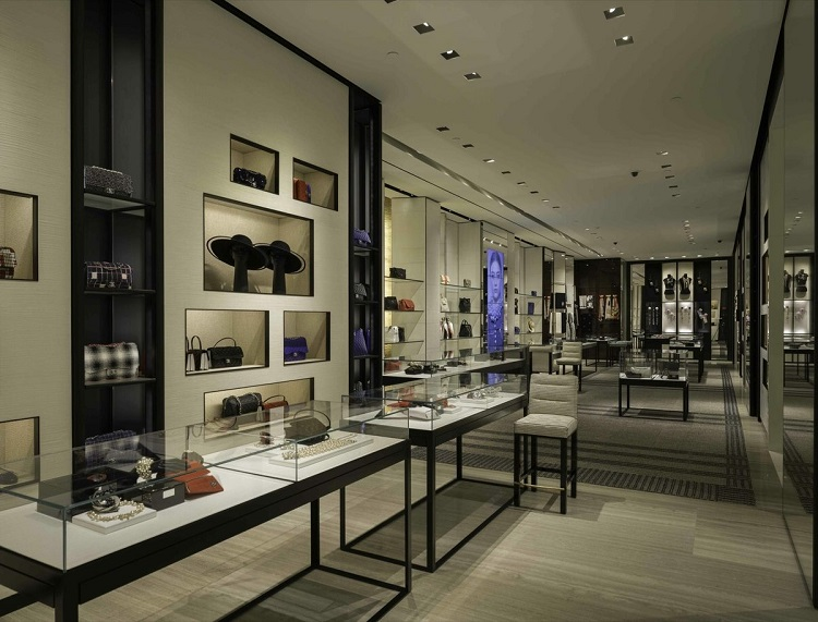 Chanel Store In California By Peter Marino Home Decor Ideas