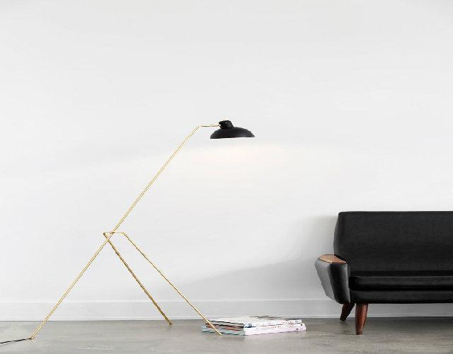 Minimalist floor lamp design modern floor lamps Top 20 Modern Floor Lamps Minimalist floor lamp design