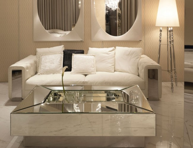 This Coffee Table Has An Italian Style And Its Lines Are Modern And  Elegant. Modern