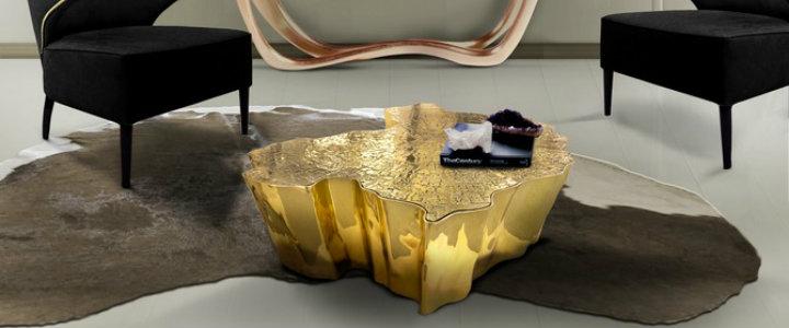 coffee table Top 50 Modern Coffee Tables eden center table boca do lobo 09