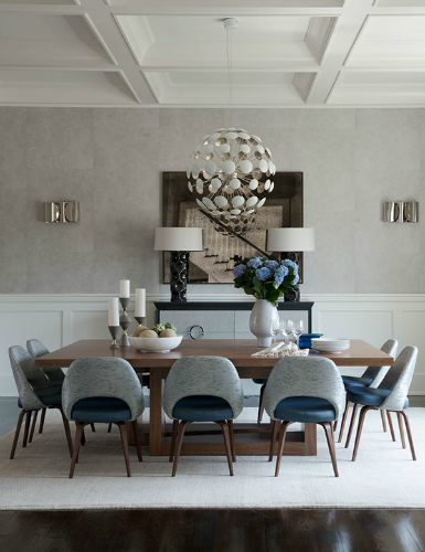 Top 10 high end suspension lamps for your dining room for Dining room decor accessories