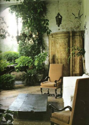 Garden and Room design axel vervoordt BEST MODERN INTERIOR DESIGN IDEAS BY AXEL VERVOORDT Axel Vervoordt Garden and Room