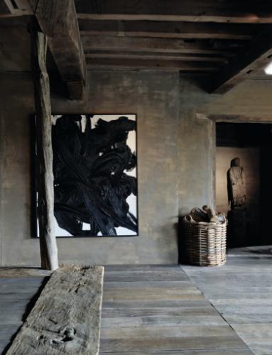 living room design ideas axel vervoordt BEST MODERN INTERIOR DESIGN IDEAS BY AXEL VERVOORDT Axel Vervoordt living room ideas