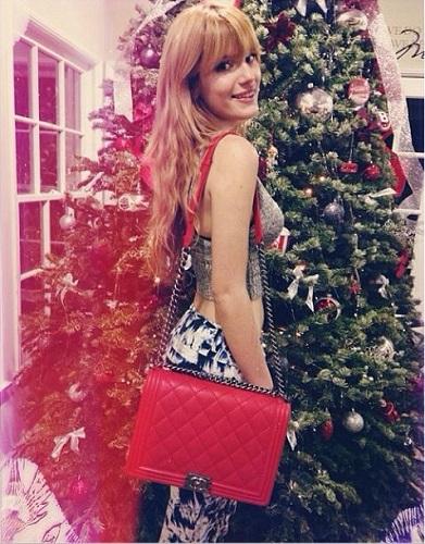 Bella Thorne christmas tree decoration ideas Christmas tree decoration ideas CELEBRITIES LUXURY CHRISTMAS TREE DECORATION IDEAS Bella Thorne christmas tree decoration ideas
