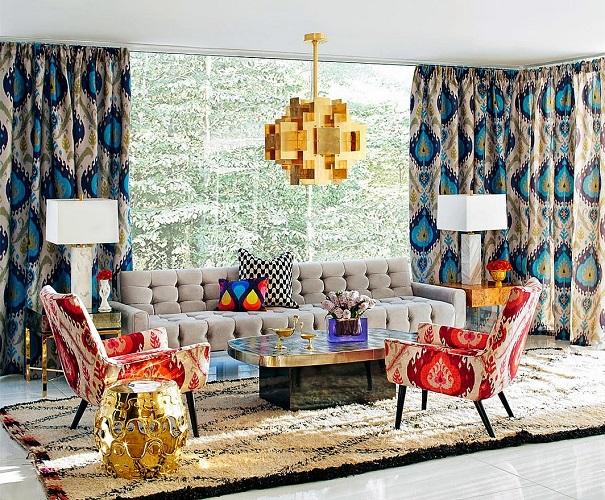 Colorful design ideas for living room jonathan adler TOP 20 JONATHAN ADLER MODERN HOME DECOR IDEAS Colorful design ideas for living room
