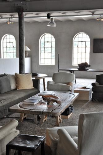 Living room design  axel vervoordt BEST MODERN INTERIOR DESIGN IDEAS BY AXEL VERVOORDT Living room design by Axel Vervoordt