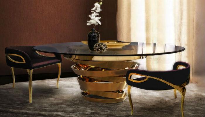 Luxury Dining Tables 12 DINING ROOM 20 LUXURY DINING TABLES FOR THE MODERN DINING ROOM Luxury Dining Tables 12