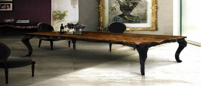 Luxury Dining Tables DINING ROOM 20 LUXURY DINING TABLES FOR THE MODERN DINING ROOM Luxury Dining Tables1