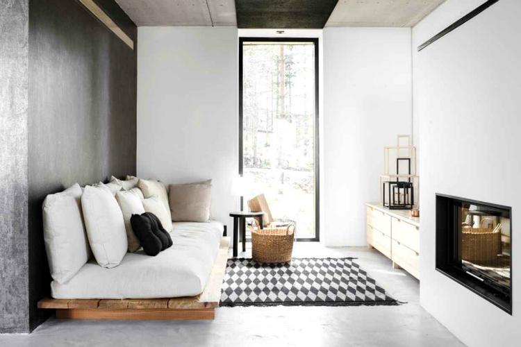 Scandinavian house with modern bedroom design scandinavian design AMAZING SCANDINAVIAN DESIGN BEDROOMS MTMzOTk2OTYyMTE3NTkzNzMx