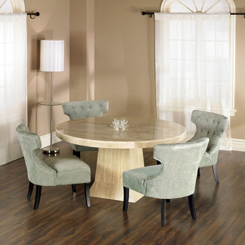 Marble dining tables design dining tables 17 Round Dining Tables for Modern Interiors Marble dining tables design