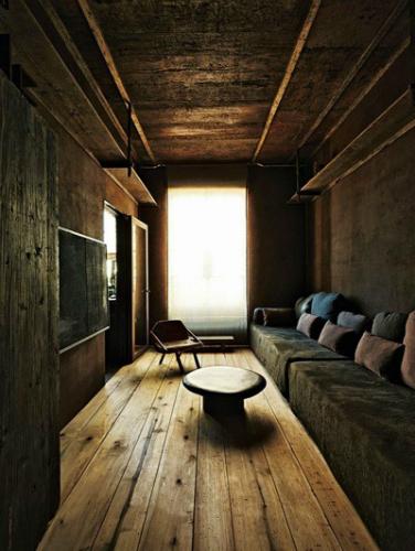 Rustic dining room design ideas axel vervoordt BEST MODERN INTERIOR DESIGN IDEAS BY AXEL VERVOORDT Rustic dining room design ideas
