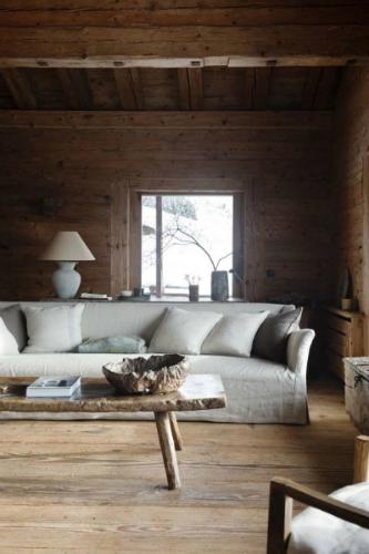 Rustic living room design ideas axel vervoordt BEST MODERN INTERIOR DESIGN IDEAS BY AXEL VERVOORDT Rustic living room design ideas