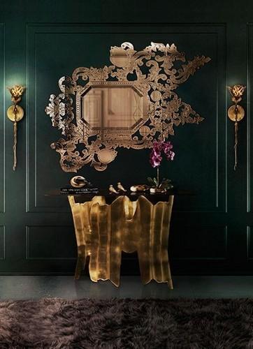 Koket mirror luxury TOP 20 MIRRORS FOR LUXURY INTERIORS TOP 20 mirrors 1