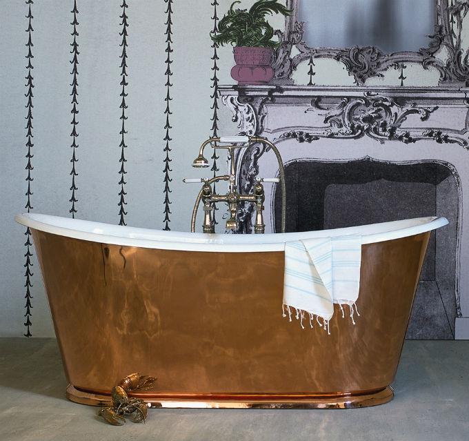 Usk roll top bathroom design bathroom design 10 luxury freestanding bathtubs for your contemporary bathroom design Usk roll top bathroom design