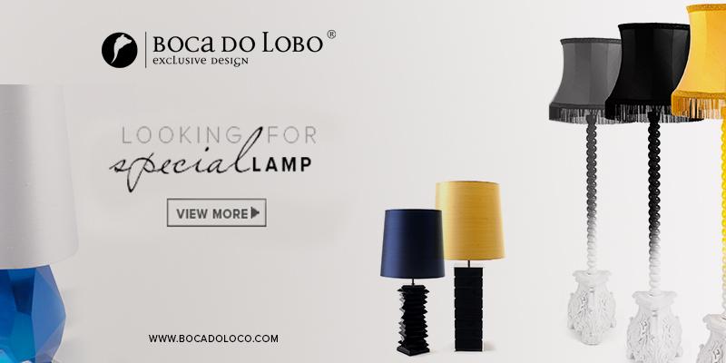 Boca do Lobo lighting modern table lamps TOP 20 MODERN TABLE LAMPS bl lamps 800