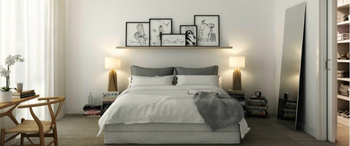 Scandinavian bedroom design scandinavian design AMAZING SCANDINAVIAN DESIGN BEDROOMS domitorio nordico