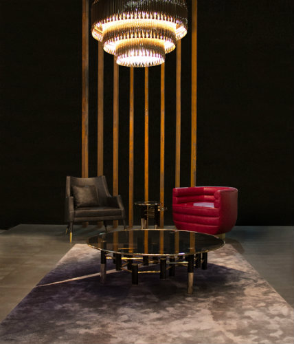Modern interior design ideas living room 50 MODERN CENTER TABLES FOR A LUXURY LIVING ROOM elis armchair essentials 02