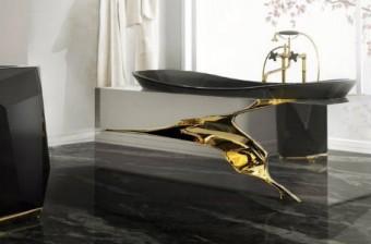 Lapiaz bathtub design by Maison Valentina