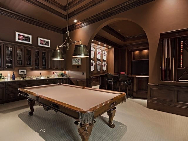 20 playing tables for modern gaming rooms home decor ideas - Home decor ideas images ...