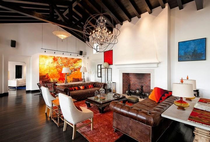 Spacious-modern-Mediterranean-living-room