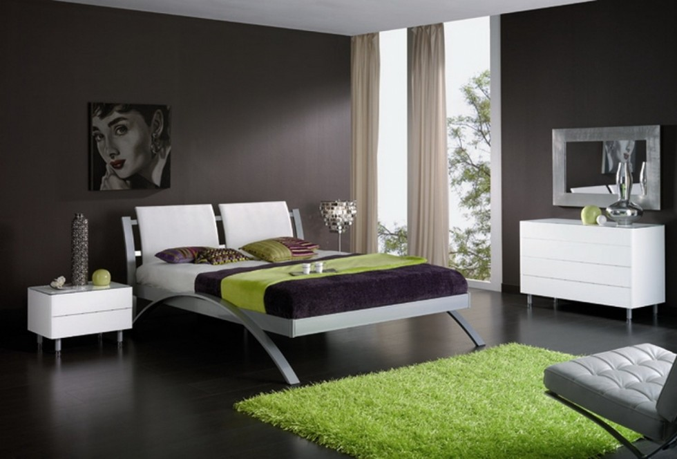 Trends For Bedroom Decorating Ideas For Spring Home