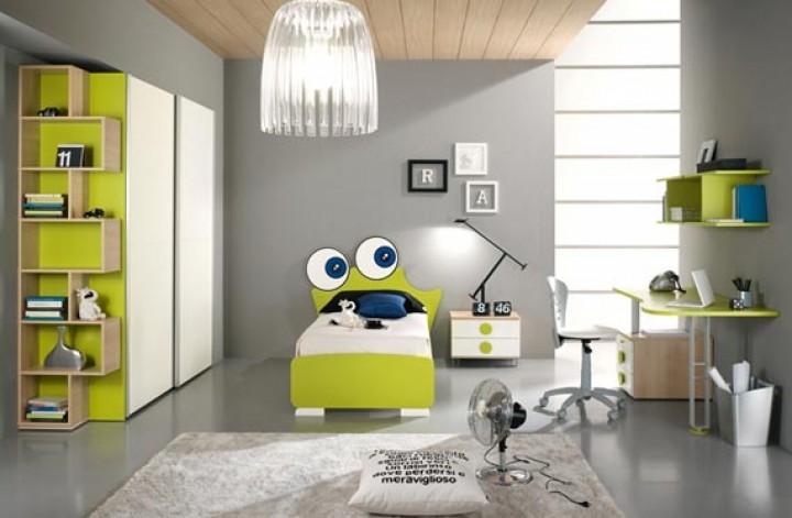 Kid´s Bedroom kid´s bedroom Kid´s Bedroom Decor Ideas Creative Kid  s Room 4 e1458042278245