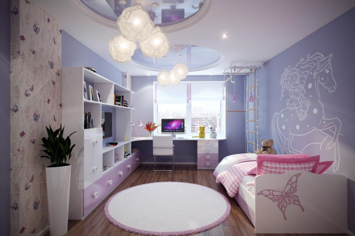 Kid´s Bedroom kid´s bedroom Kid´s Bedroom Decor Ideas Creative Kid  s Room 5 e1458042325636