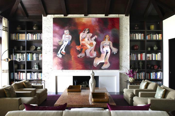 Marino´s living room ideas 1 peter marino 10 luxury living room design projects by Peter Marino Marino  s living room ideas 1
