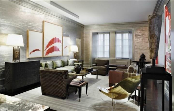 Marino´s living room ideas 4 peter marino 10 luxury living room design projects by Peter Marino Marino  s living room ideas 4 e1457692401964