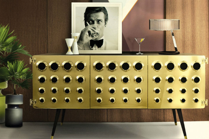 Monocles Cabinet by Delightfull Modern Cabinets Top 10 Modern Cabinets Monocles Cabinet by Delightfull