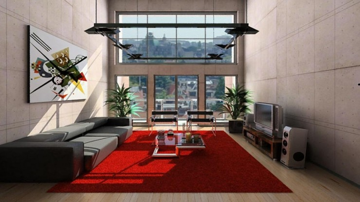 The Best Ideas to Decorate with Red Accents | Home Decor Ideas