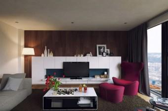 Romantic Living Rooms