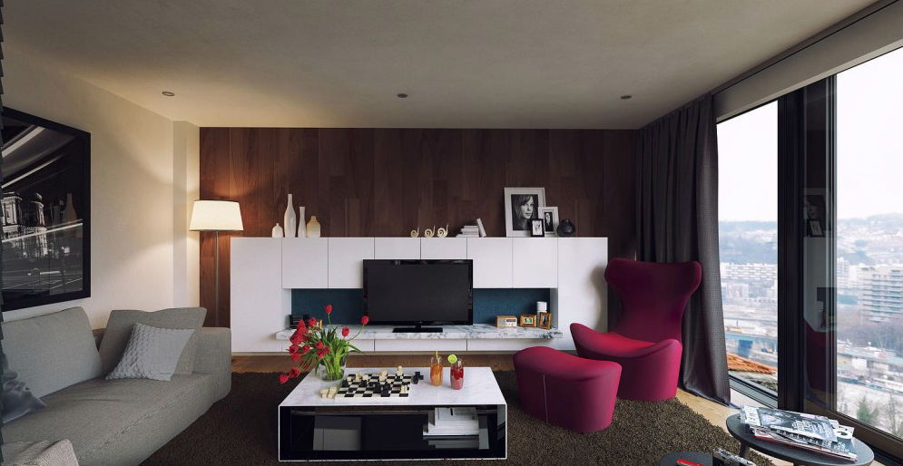 The best romantic living rooms home decor ideas for Romantic living room designs