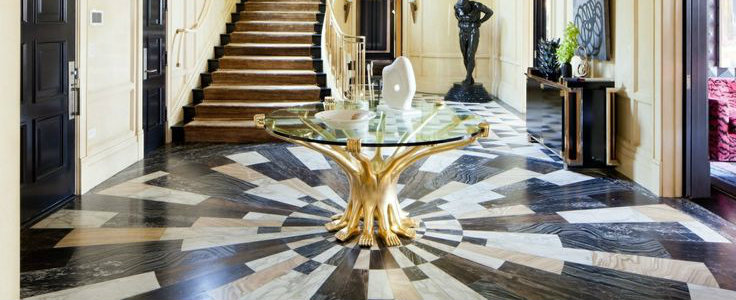hallway Spring Trends – Stunning Hallway Ideas entrance hall 1