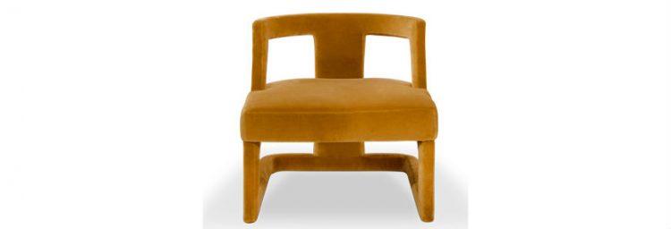 BATAK Velvet mid century armchair - Bold Luxury Furniture Collection luxury furniture collection Bold Luxury Furniture Collection BATAK Velvet mid century armchair e1463483943113
