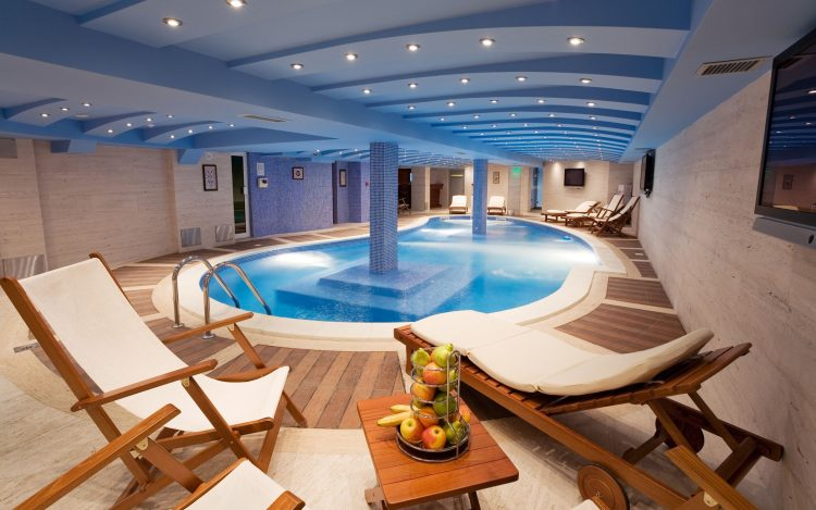Most incredible indoor pools
