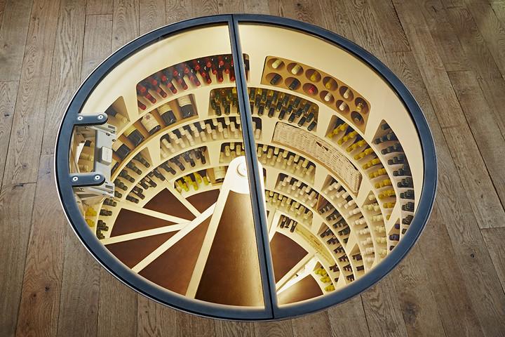 Spiral Cellars - 2 Modern Interior Design secret passageways Homes with Secret Passageways Spiral Cellars 2 Modern Interior Design