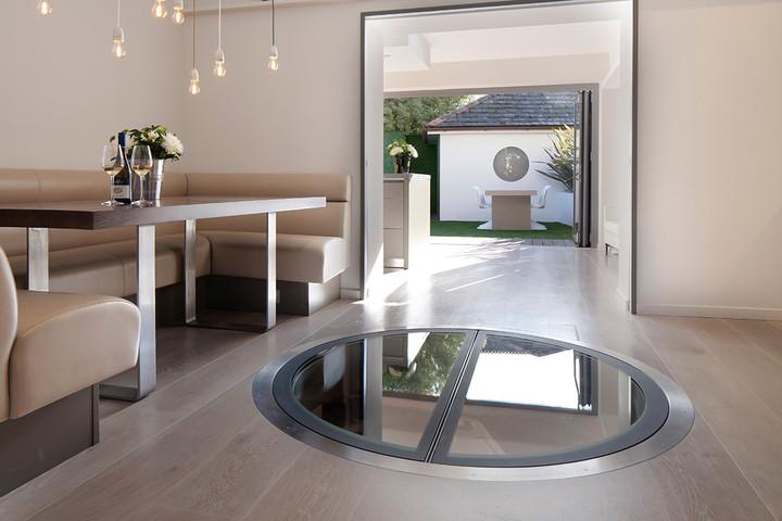 Spiral Cellars - Modern Interior Design secret passageways Homes with Secret Passageways Spiral Cellars Modern Interior Design