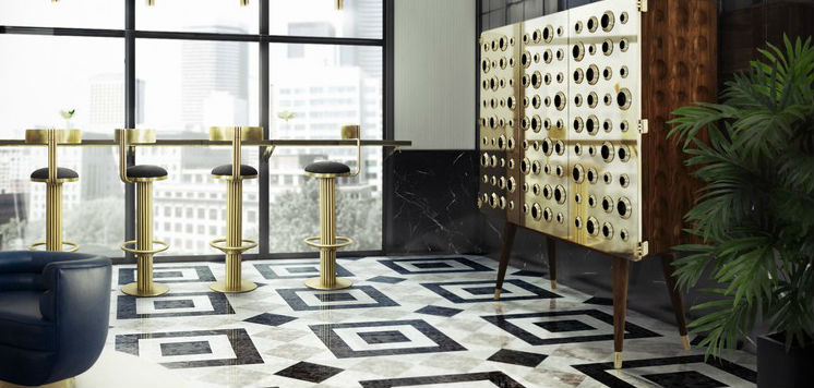 Luxury Lobby Ideas 1