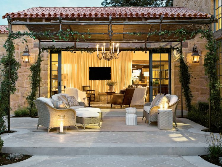 How to decorate your modern porch for summer time for Luxury household items