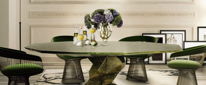 Tropical Dining Table